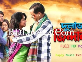 Dulabhai Jindabad (2017) Bangla Movie HDRip 700MB