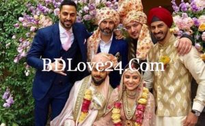 Anushka Sharma Virat Kohli Wedding unseen Latest Photos