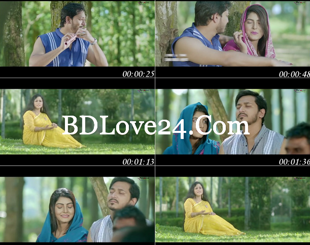 hdhb - Tomar Ki Lagena Doya By Mariya Bangla New Music Video 2017 HD