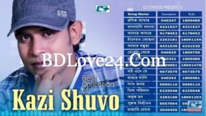 Best Collection Of Kazi Shuvo 2017 Bangla Hits Album Download 300x169 - Icche Kore (2018) Bangla Mp3 Album By Various Artists Download