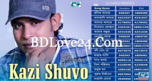 Best Collection Of Kazi Shuvo 2017 Bangla Hits Album Download 310x165 - Icche Kore (2018) Bangla Mp3 Album By Various Artists Download