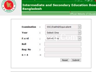 JSC Exam result 2020 , JDC exam result 2020 Check Online