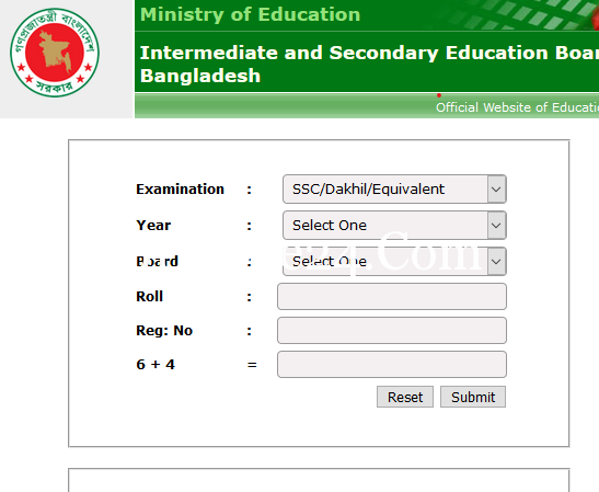 results - SSC Exam Result 2020 - Dakhil Exam 2020 Result Published