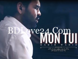 Mon Tui By Habib Wahid Full Mp3 Song Download
